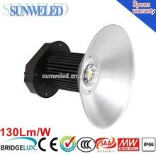 Maximum Light Output Commercial LED High Bay Lighting 50W 80w 100w 120w 150w 200w CE IES File