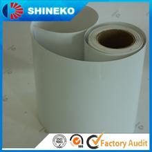 Self adhesive chameleon carbon fiber film