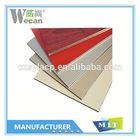 2015Hot sale China manufacturer building facade aluminium composite panel for kitchen cabinets decorative panel