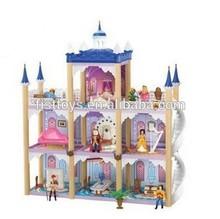 Plastic Assembling Assembles Doll House