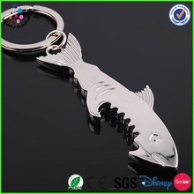 Wholesale Promotional Fish Shaped Keychain Bottle Opener