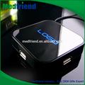 china wholesale custom mf1516 cube forma hubs usb com logotipoiluminado de