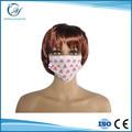 Oído - lazo no tejido de la cara de goma máscaras