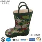 Hot Sale High Quality Children Wellington Boot Custom Printing