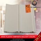 Sichuan Wood Plastic Composite Decorative PVC Partition Walls