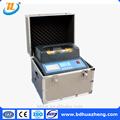 portátil de aislamiento de aceite del transformador de aceite dieléctrico fuerza test set