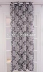 free samples printed sheer curtain fabric arabic furniture