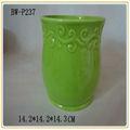 Vase de fleurs en porcelaine poterie à vendre