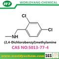 ( 2,4- dichlorobenzyl) metilamina 5013-77-4