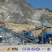 High Efficiency Stone Crushing Plant, Sand Crushing and Screening Line