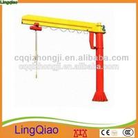 2015 New Cheap Small 3T Shop Crane