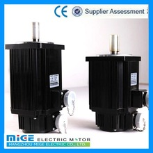 High accuracy sewing machine ac servo motor for industry