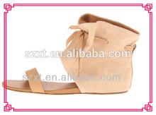 sepatu flat chinese shoe factory latest girl footwear design