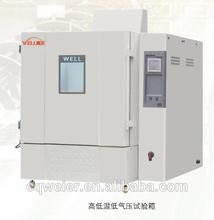 Temperature and Air Pressure Machine