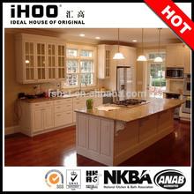 Cheap price small kitchen used kitchen cabinet doors modular kitchen design