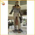 إلفيس بريسلي البرونزية النحت تمثال الفيس بالحجم الطبيعي للبيع