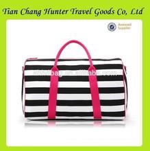 Fashion durable women travel nylon duffel bags (Model H3473)