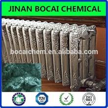 metal aluminum pigment of premium leafing aluminum paste for radiator paint