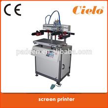 المهنية الصانع آلة الطباعة بالون للمبيعات---- اسطوانة آلات طباعة الشاشة
