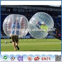 Easily inflatable 0.8mm PVC/TPU wholesale ball pit balls,bumper ball online, hot sale bubble football