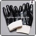 Guanti di maglia, giacimento di petrolio guanti, impermeabile guanti da lavoro