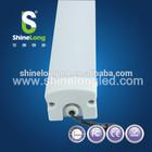 4ft 40W 100LM/W IP65 led ,led light waterproof UL DLC SMD2835 240LEDs