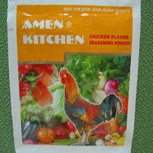 Condimento buena calidad halal caldo de pollo, de caldo de pollo en polvo