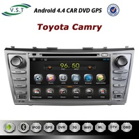 2 Din Android Car audio System Car Dvd radio with Gps navigation for Toyota Camry 2010