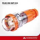 China supplier Europe standard IP67 2 pin 3 pin 110v plug