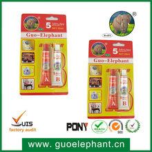 GUOELEPHANT 4 minutes EPOXY STEEL glue