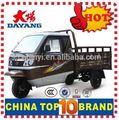 Geschlossene dreirad 200cc/250cc/300cc 3-rad-wagen mit großen tank mit kabine mit ccc-zertifizierung
