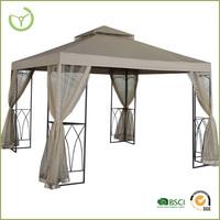3*3M gazebo/mosquito net /2 corner shelves/2015 new product