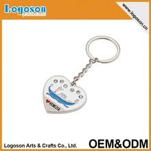 Hight quality Very cheap metal venezia keychain