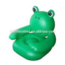 Custom design funny comfortable children's inflatable sofa