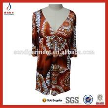 Wholesale Hot Design Plus Size Lady Party Dress