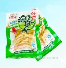 plastic bag food vacuum sealer/food vacuum plastic bag/vacuum sealed plastic bags for ham/sausage