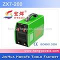 Super qualität igbt inverter dc MIG/zx7-200 mma schweißer zum verkauf