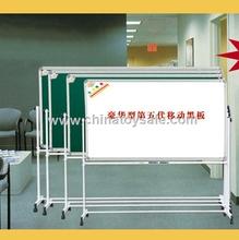 hotsale cheap office\school equipments children black and white writing board