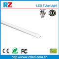 china shenzhen 1800lm blanco led 18w t8 tubo es igual a 40w lámpara fluorescente tubo hombres medias del tubo