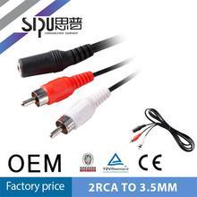 SIPU 3.5mm Mini Plug Adapter Jack Wireless Transmitter 1.8m