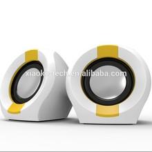 2.0 stereo multimedia speaker, 2.0 active speaker