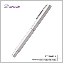 White metal gift items metal ball pen promotion pen