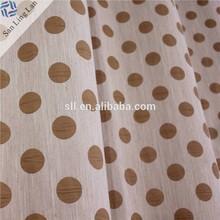 turkish design both sides print blackout window curtain pattern