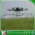Agricutural usar spray de água de helicóptero, pesticidas não tripulados helicóptero