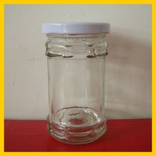 glass pickles container glass jars with lid for pickles or jam