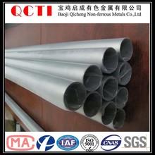 ASTM 2063 nickel and titanium material nitinol tube/pipe