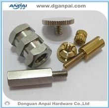 Precision steel pin, metal turning parts shaft