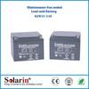 Camping kits lead acid battery deep cycle battery solar battery price 12v 100ah