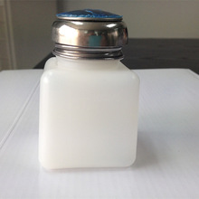 ESD plastic Alcohol Dispenser bottle 200ML/100ML optional