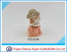 Home Decoration Wholesaler Porcelain Small Fairy